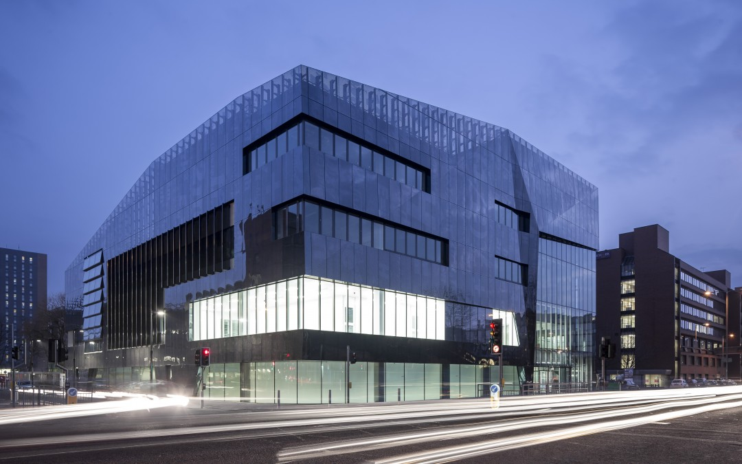 Graphene: Made in Manchester