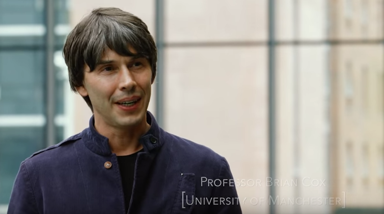 Global Ambassador Brian Cox on Manchester as European City of Science