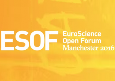 Manchester ESOF16 Video