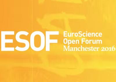 Manchester ESOF16 Video