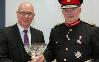Holroyd Precision Presented with Prestigious Queen's Award For Enterprise 2015