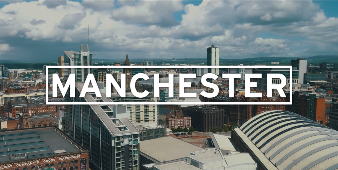 Manchester Convention Bureau Video