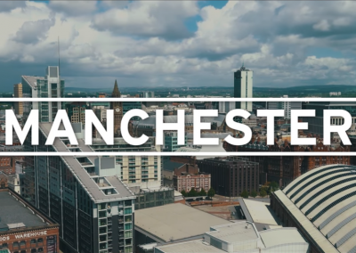 Manchester Convention Bureau Video